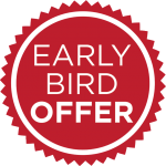 Early Bird discount extended